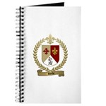 ROCHE Family Crest Journal
