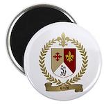 ROCHE Family Crest Magnet