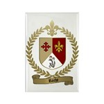 ROCHE Family Crest Rectangle Magnet