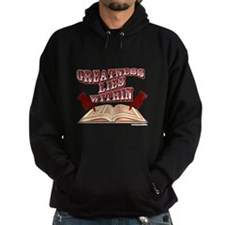 Greatness Lies Within Hoodie