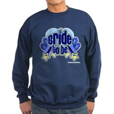 Blue Bride Sweatshirt