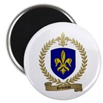 ROBINEAU Family Crest Magnet