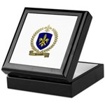 ROBINEAU Family Crest Keepsake Box