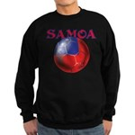 Samoa football team Sweatshirt (dark)