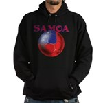 Samoa football team Hoodie (dark)