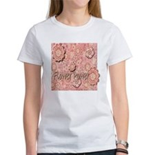 Flower Power Graphics Tee