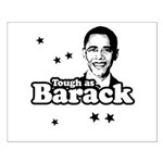 Tough as Barack Small Poster