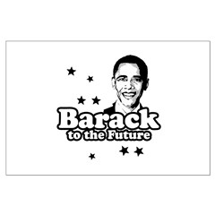 Barack the Future Large Poster