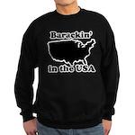 Barackin' in the USA Sweatshirt (dark)