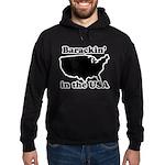 Barackin' in the USA Hoodie (dark)