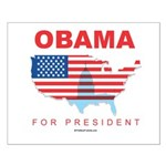 Obama for President Small Poster