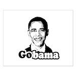 Gobama Small Poster