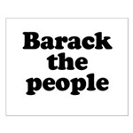 Barack the People Small Poster