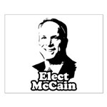 Elect McCain Small Poster