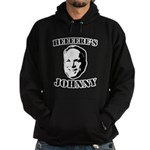 Heeeeere's Johnny Hoodie (dark)