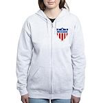 MCCAIN Women's Zip Hoodie