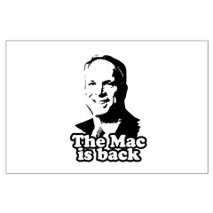 The mac is back Posters