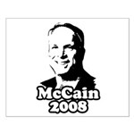John McCain 2008 Small Poster
