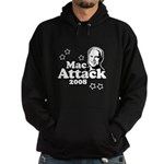 This is McCain Country Hoodie (dark)