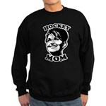 SARAH PALIN: Hockey Mom Sweatshirt (dark)