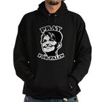 Pray for Palin Hoodie (dark)