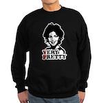 Sarah Palin: Very Pretty Sweatshirt (dark)