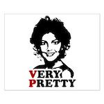 Sarah Palin: Very Pretty Small Poster