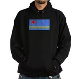 Aruba Blank Flag Hoodie