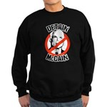 Anti-Mccain / Detain McCain Sweatshirt (dark)