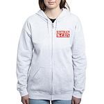 RESTRAIN MCCAIN Women's Zip Hoodie