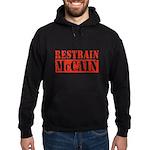 RESTRAIN MCCAIN Hoodie (dark)