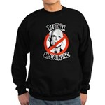 Anti-McCain: McCainiac Sweatshirt (dark)