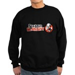 Anti-McCain: Senator McAngry Sweatshirt (dark)
