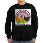 All American Breeds Sweatshirt (dark)