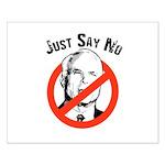 Anti-McCain: Just say no Small Poster