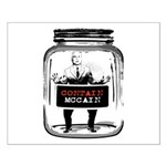 Contain McCain (in a jar) Small Poster