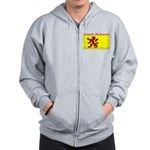 South Holland Flag Zip Hoodie