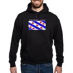Friesland Frisian Flag Hoodie (dark)