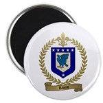 RIVEST Family Crest Magnet