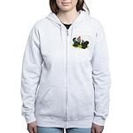 Birchen Cochins Women's Zip Hoodie