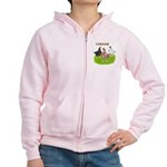 Cornish Trio Women's Zip Hoodie