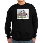 Cornish Chickens WLRed Sweatshirt (dark)