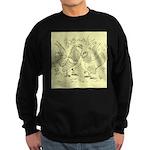 D'Anvers On Canvas Sweatshirt (dark)