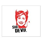 She Devil Small Poster
