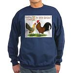 Dutch Bantam Time! Sweatshirt (dark)