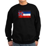 Mississippi State Flag Sweatshirt (dark)