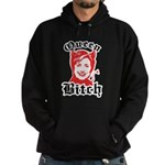 Queen Bitch Hoodie (dark)