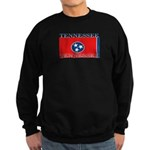 Tennessee State Flag Sweatshirt (dark)