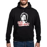 Anti-Hillary: Stop Hillary Hoodie (dark)