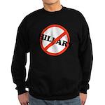 No Hillary Sweatshirt (dark)